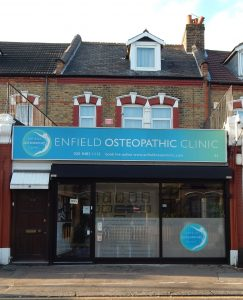 London Osteopath John Yeboah provides IDD Therapy to Enfield, North London
